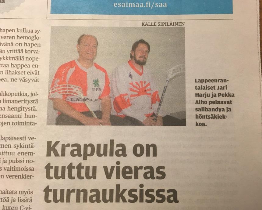 Etelä-Saimaa 21.11.2017 – mielenkiintoisia kommentteja