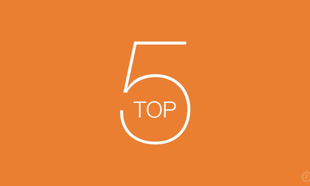 HINAn TOP-5 vuonna 2017